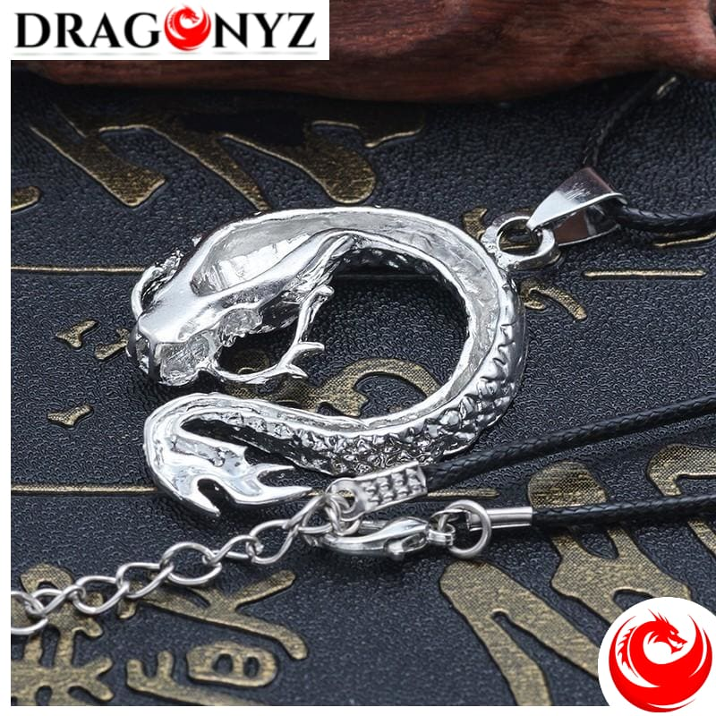 DRAGON NECKLACE - MEN AND WOMEN