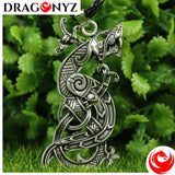 DRAGON NECKLACE - NORDIC VIKING