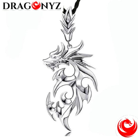 DRAGON NECKLACE - ONNEA TITANIUM