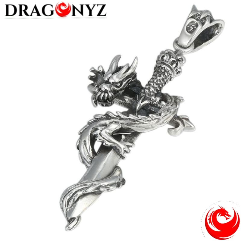 DRAGON NECKLACE - POWERFUL