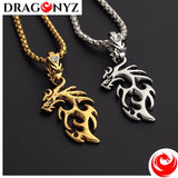 DRAGON NECKLACE - SHELLHARD