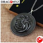 DRAGON NECKLACE - TARGARYEN