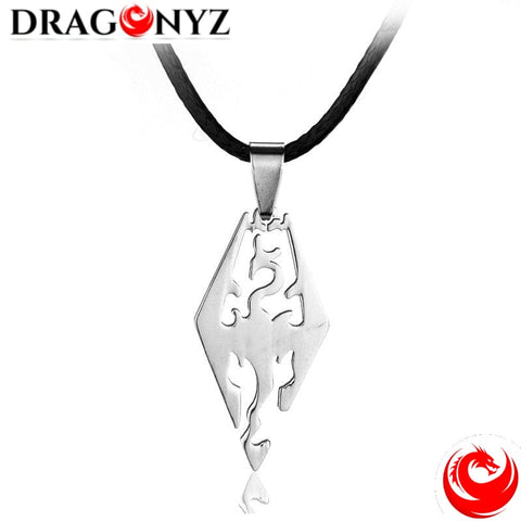 DRAGON NECKLACE - THE ELDER SCROLLS