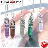 DRAGON NECKLACE - DRAGON TRIBE TOTEM