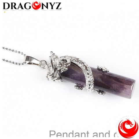 DRAGON NECKLACE - DRAGON WARP