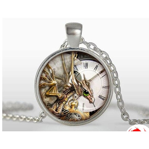 DRAGON NECKLACE - WATCH