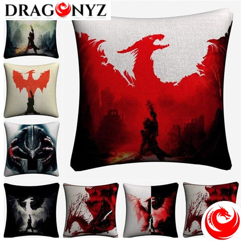 DRAGON PILLOW - AGE INQUISITION