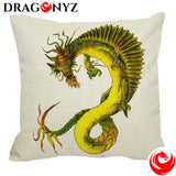 DRAGON PILLOW - CARTOON