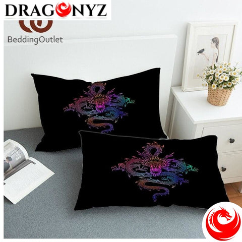 DRAGON PILLOW - CHINESE MYTHS