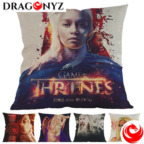 DRAGON PILLOW - SEXY MOTHER OF DRAGON