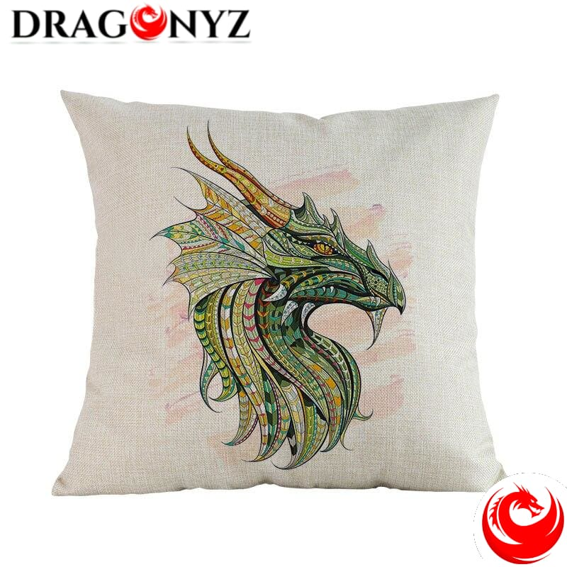 DRAGON PILLOW - TOTEM