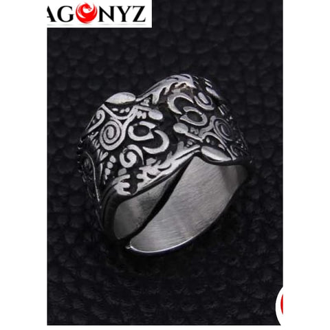 DRAGON RING - ADJUSTABLE RING