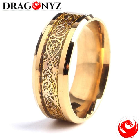 DRAGON RING - CARBONE FIBER BEST QUALITY