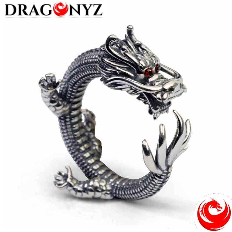 DRAGON RING - CHINESE DRAGON