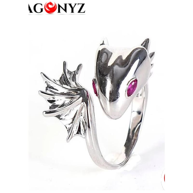 DRAGON RING - FANCY MODEL