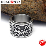 DRAGON RING - FOUR SYMBOLS