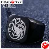 DRAGON RING - GAME OF THRONES