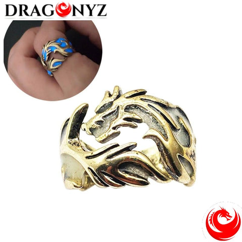 DRAGON RING- GLOWING FASHION