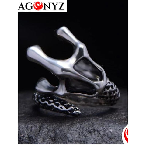 DRAGON RING - GOTHIC JEWELRY