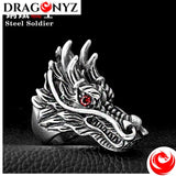 DRAGON RING - HEAD BEST QUALITY