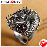 DRAGON RING - HEAD OF DRAGON