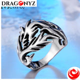 DRAGON RING - HIGH QUALITY STEEL