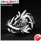 DRAGON RING - LARGE AND MASSIVE