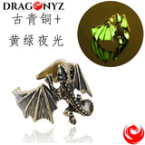 DRAGON RING - LUMINOUS WINGS