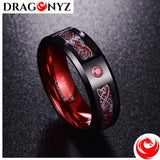 DRAGON RING- MODERN CLASSIC