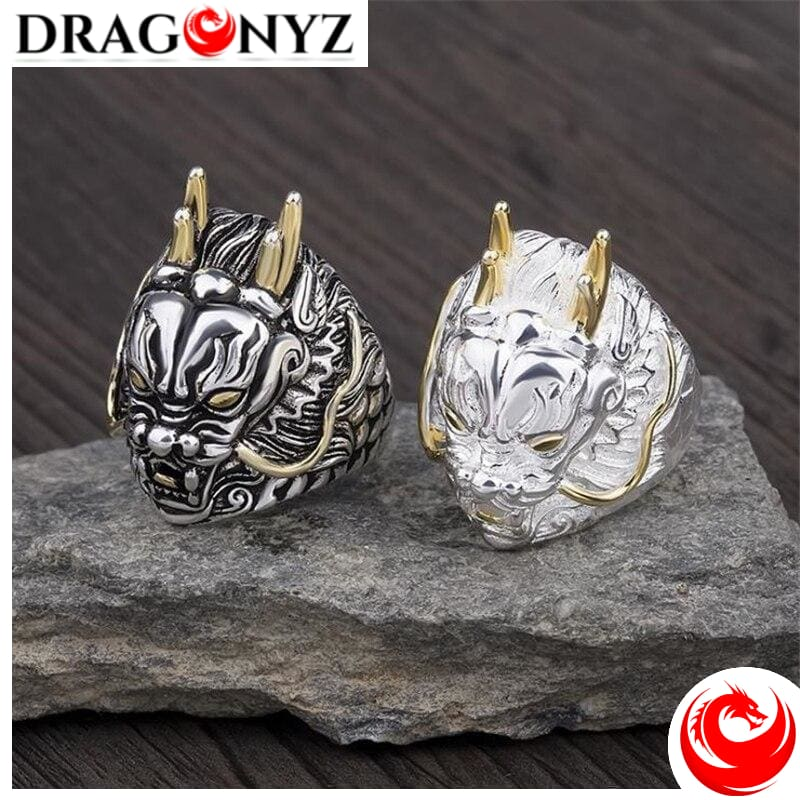 DRAGON RING -PARTY ACCESSORY