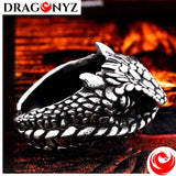 DRAGON RING - PYTHON ADJUSTABLE