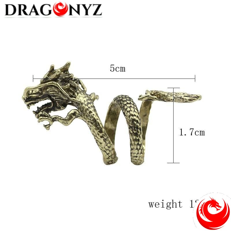 DRAGON RING - REAL ONE