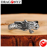 DRAGON RING - SILVER BEST QUALITY