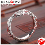 DRAGON RING - SILVER STERLING HIGH QUALITY