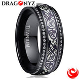 DRAGON RING - STAINLESS STEEL HIGH QUALITY