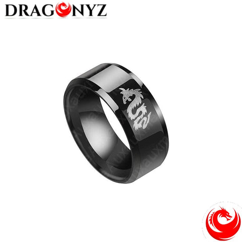 DRAGON RING - STEEL BEST QUALITY