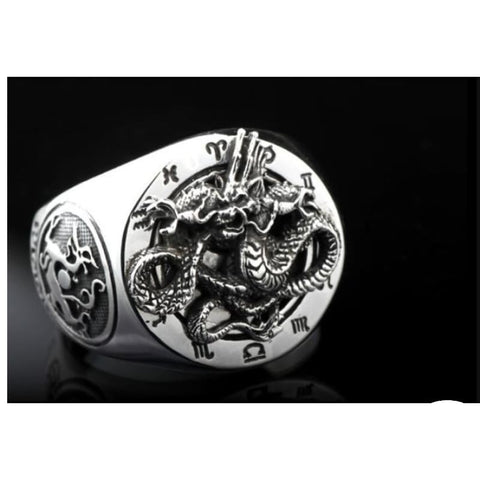 DRAGON RING - TOP ONE