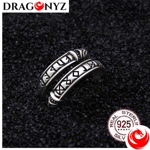DRAGON RING - TOP VIKING
