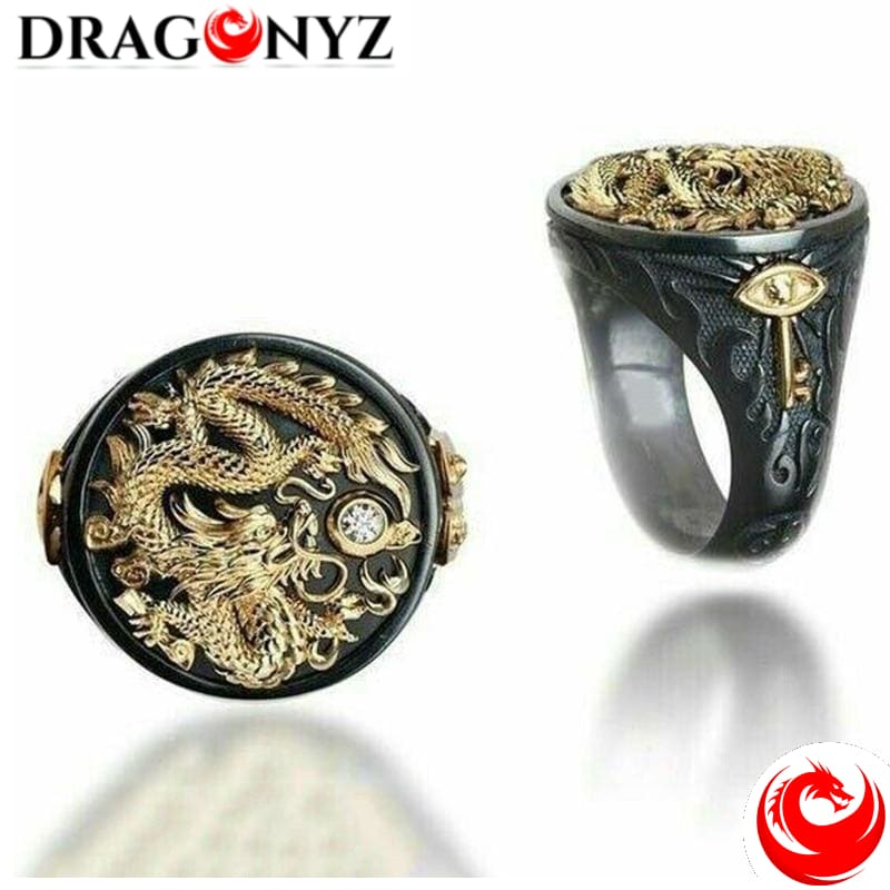 DRAGON RING - WELL FORMED