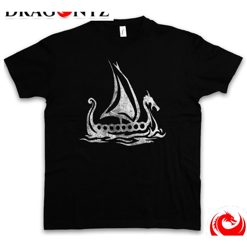 DRAGON SHIRT - BOAT