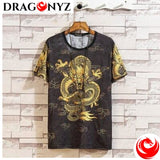 DRAGON SHIRT - CHINESE STYLE
