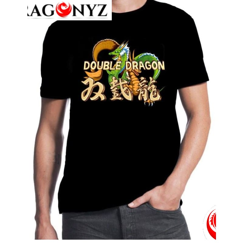 DRAGON SHIRT - DOUBLE DRAGON