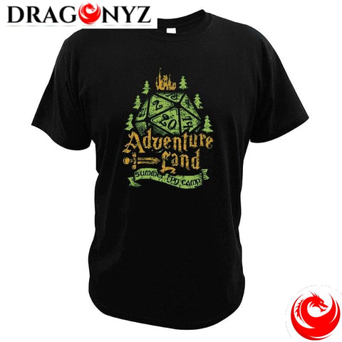 DRAGON SHIRT - DUNGEONS AND DRAGONS