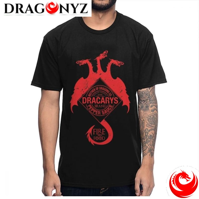 DRAGON SHIRT - FIRE AND BLOOD