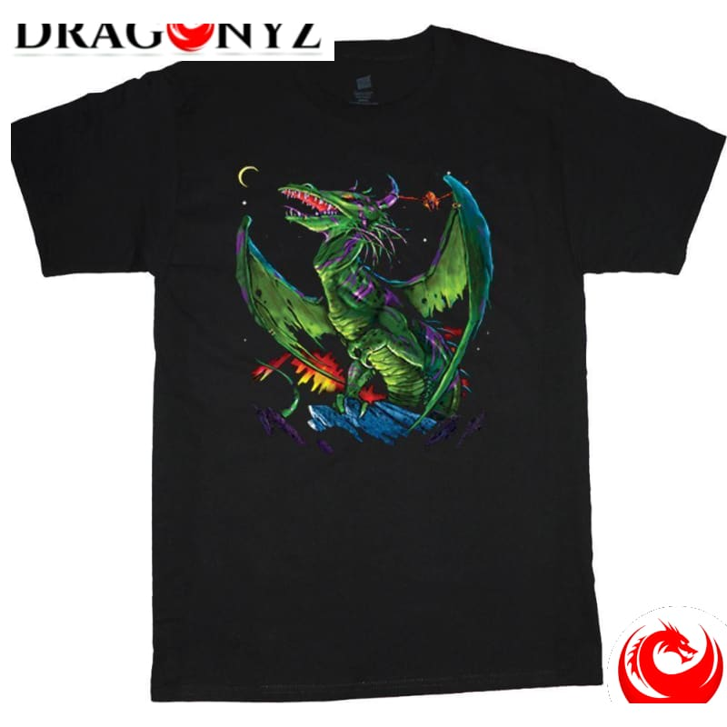 DRAGON SHIRT - GOTHIC MEDIEVAL