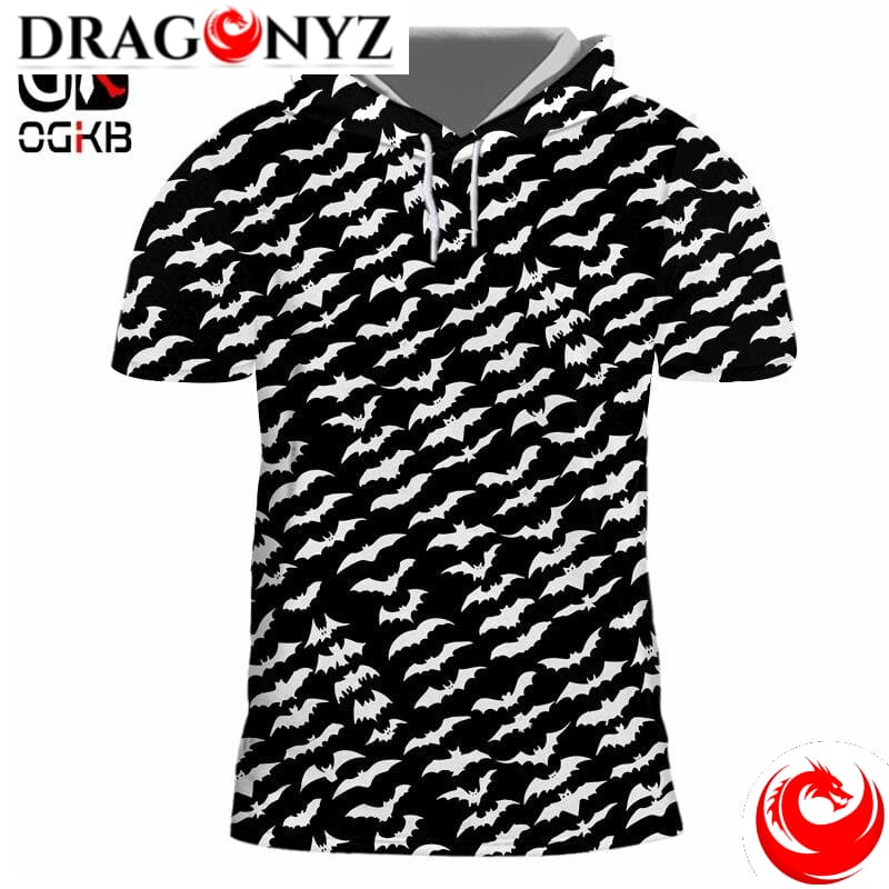 DRAGON SHIRT - HALLOWEEN