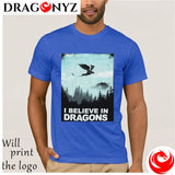 DRAGON SHIRT - I BELIEVE