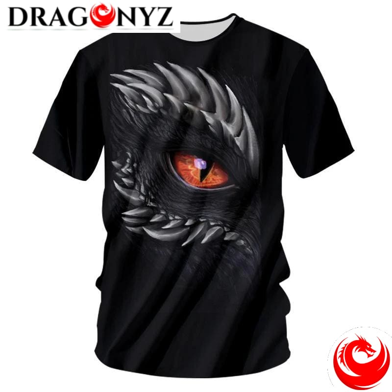 DRAGON SHIRT - LORD OF RING