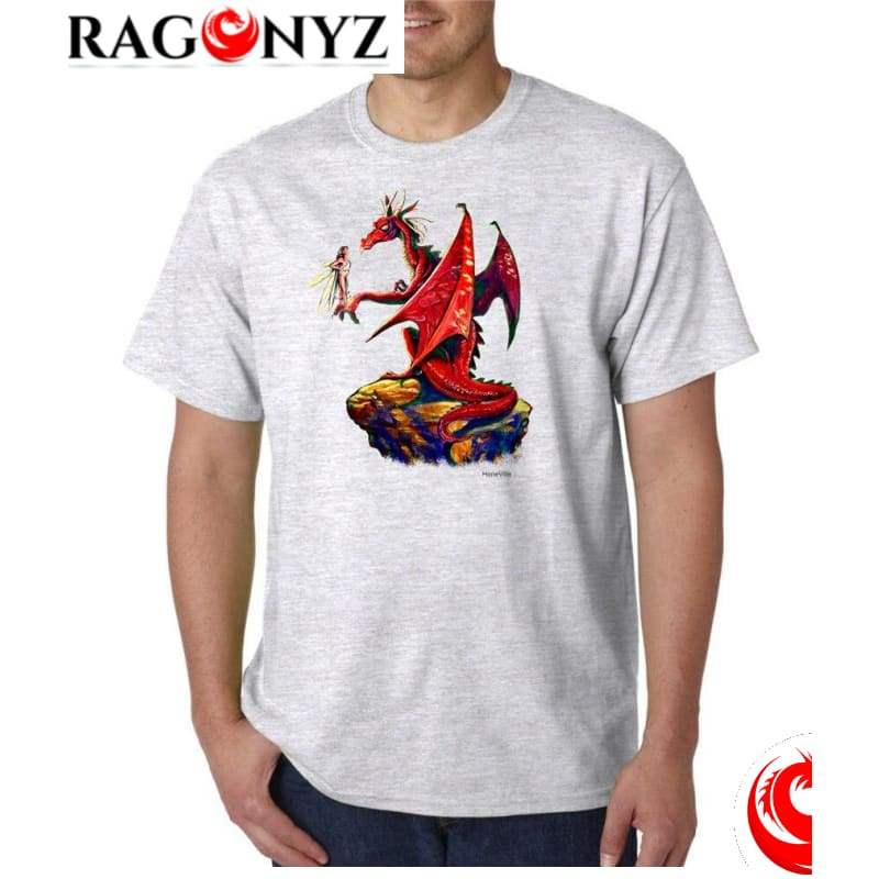 DRAGON SHIRT - REBEL MYTHICAL
