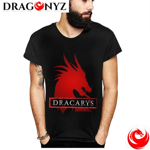 DRAGON SHIRT - RED DRACARYS
